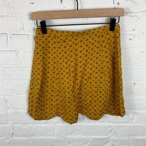 Urban Outfitters Button Closure Mini Skirts Size 0